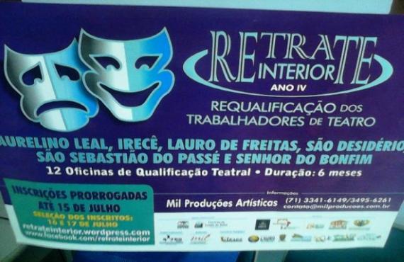 projeto RETRATE
